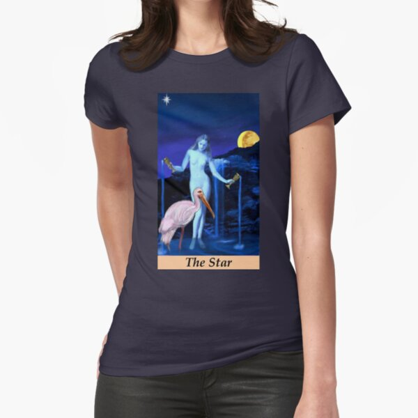 THE STAR Fitted T-Shirt