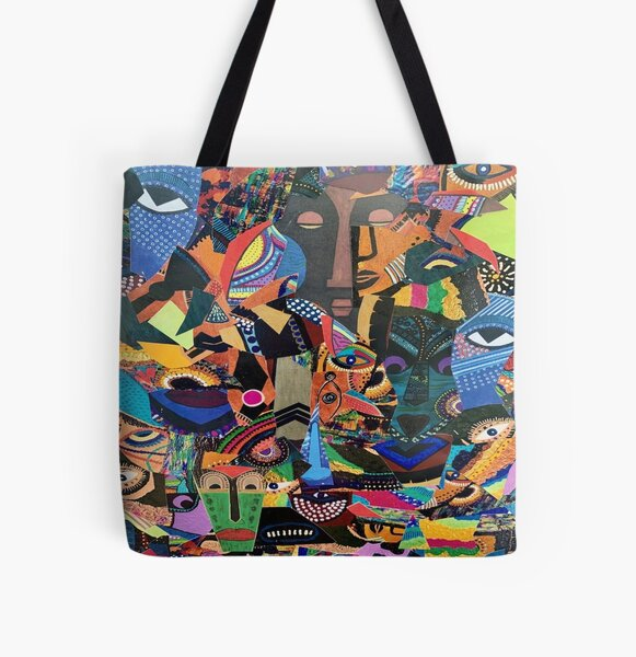 Boho Ethnic All Over Print Tote Bag