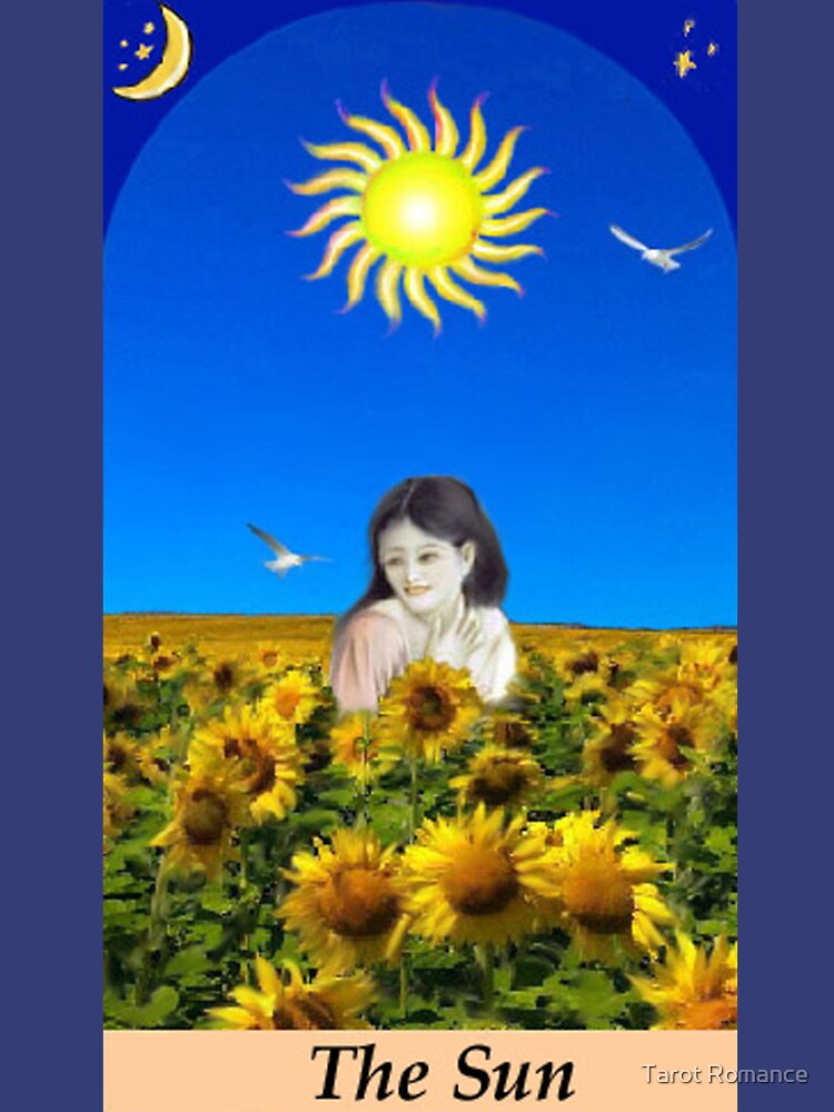 THE SUN by AlisonWilkie