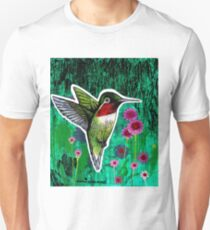 The Hummingbird Unisex T-Shirt