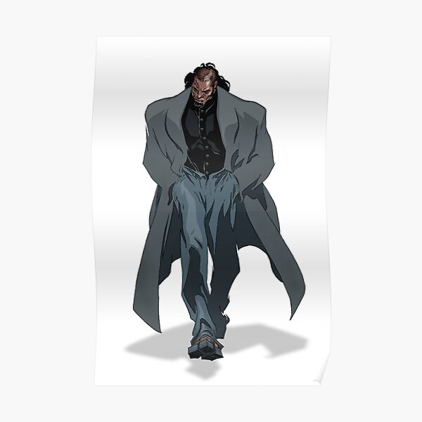 Val-Mar Walking by Grey Williamson Poster