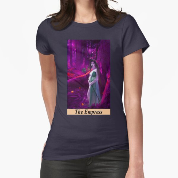 The Empress Fitted T-Shirt