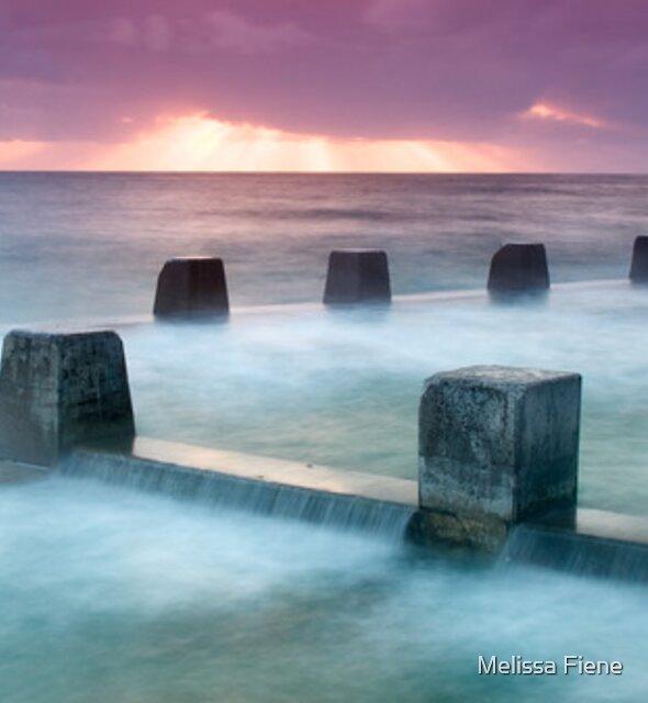Coogee Baths by Melissa Fiene