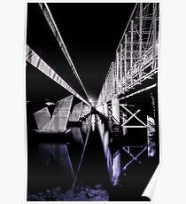 Nowra Bridge Poster