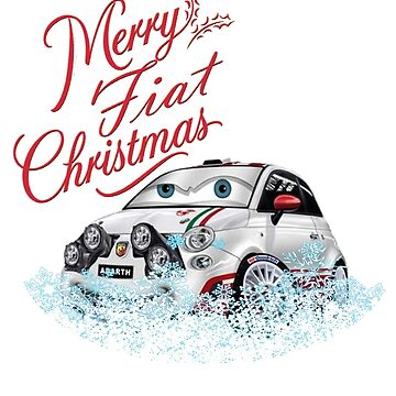 Merry Fiat Christmas! by Fobrocks