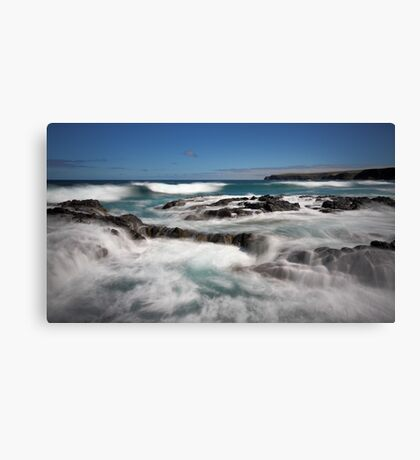 The Death of 40D Canvas Print