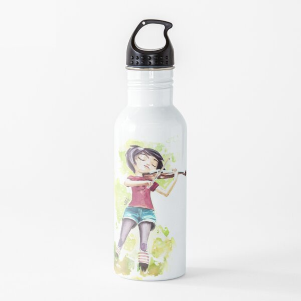 Watercolor Yi from Abominable Water Bottle