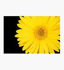 Yellow Bikini Photographic Print