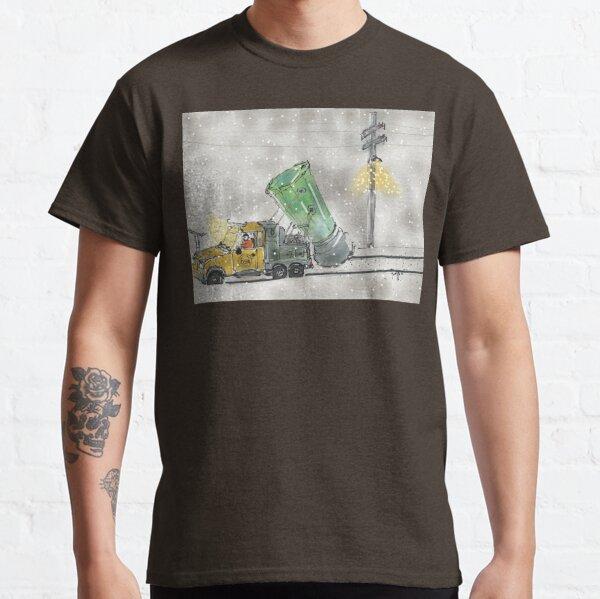 Salt Trucks Classic T-Shirt