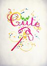 Cute by Sybille Sterk