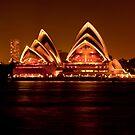 Sydney Opera House ! by miroslava