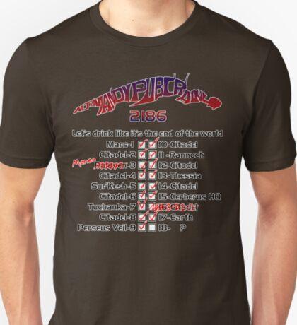 Normandy Pub Crawl T-Shirt