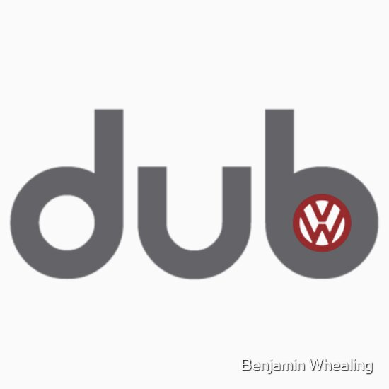 TShirtGifter presents: dub - grey/red