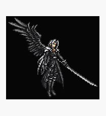 Reunion boss sprite  Photographic Print