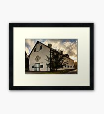 Carnation Tree Farm Framed Print