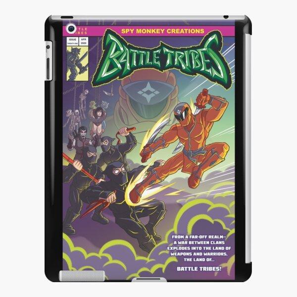 Battle Tribes - Enter the Ninja! iPad Snap Case