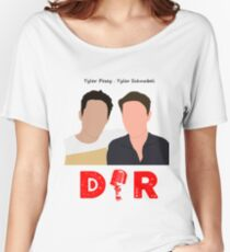 Doin' It Raw Podcast Women's Relaxed Fit T-Shirt