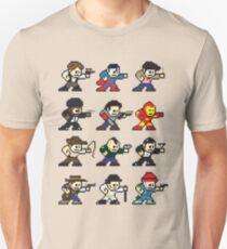 Megamen Unisex T-Shirt