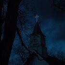 Twilight Church by Mechelep