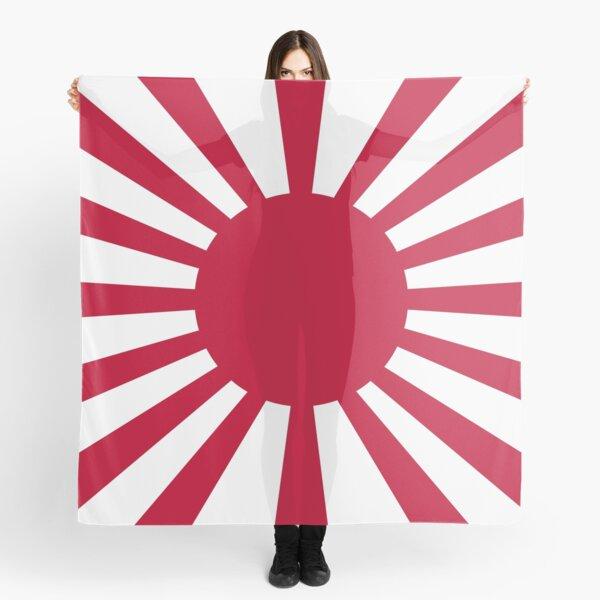 Imperial Japan Flag - Rising Sun Scarf