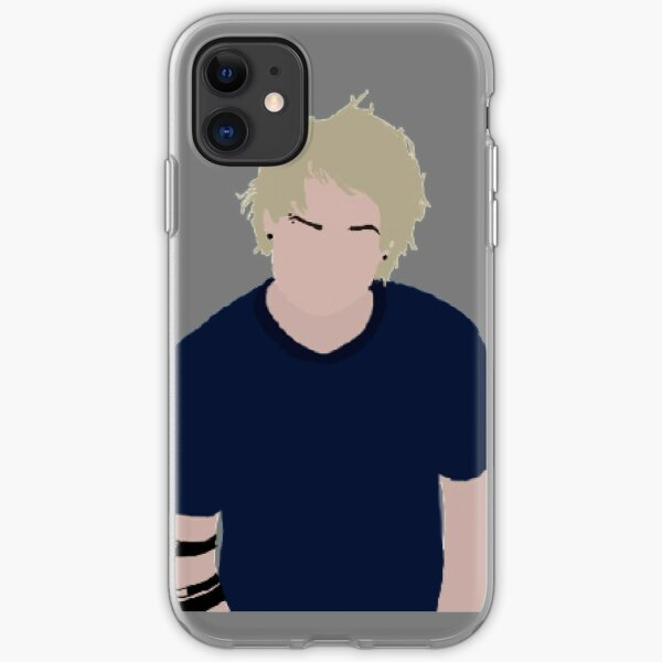 Michael Clifford Minimalist iPhone Soft Case