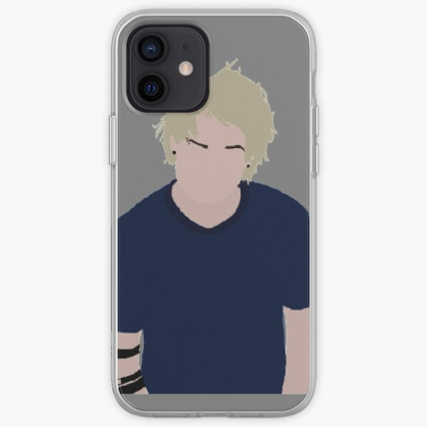 Michael Clifford Minimalist iPhone Soft Case