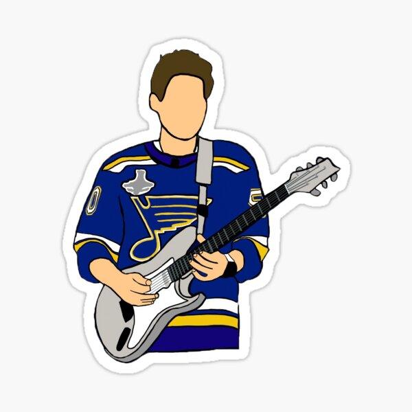 JM Hockey Sticker