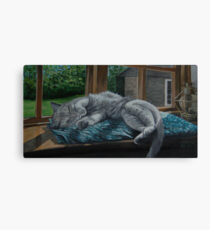 The Mose Canvas Print