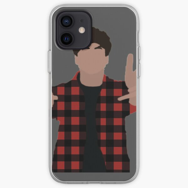 Calum Hood Minimalist iPhone Soft Case