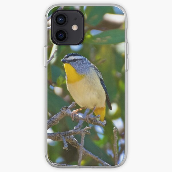 PARDALOTE ~ Spotted Pardalote nwq4fyZs by David Irwin iPhone Soft Case