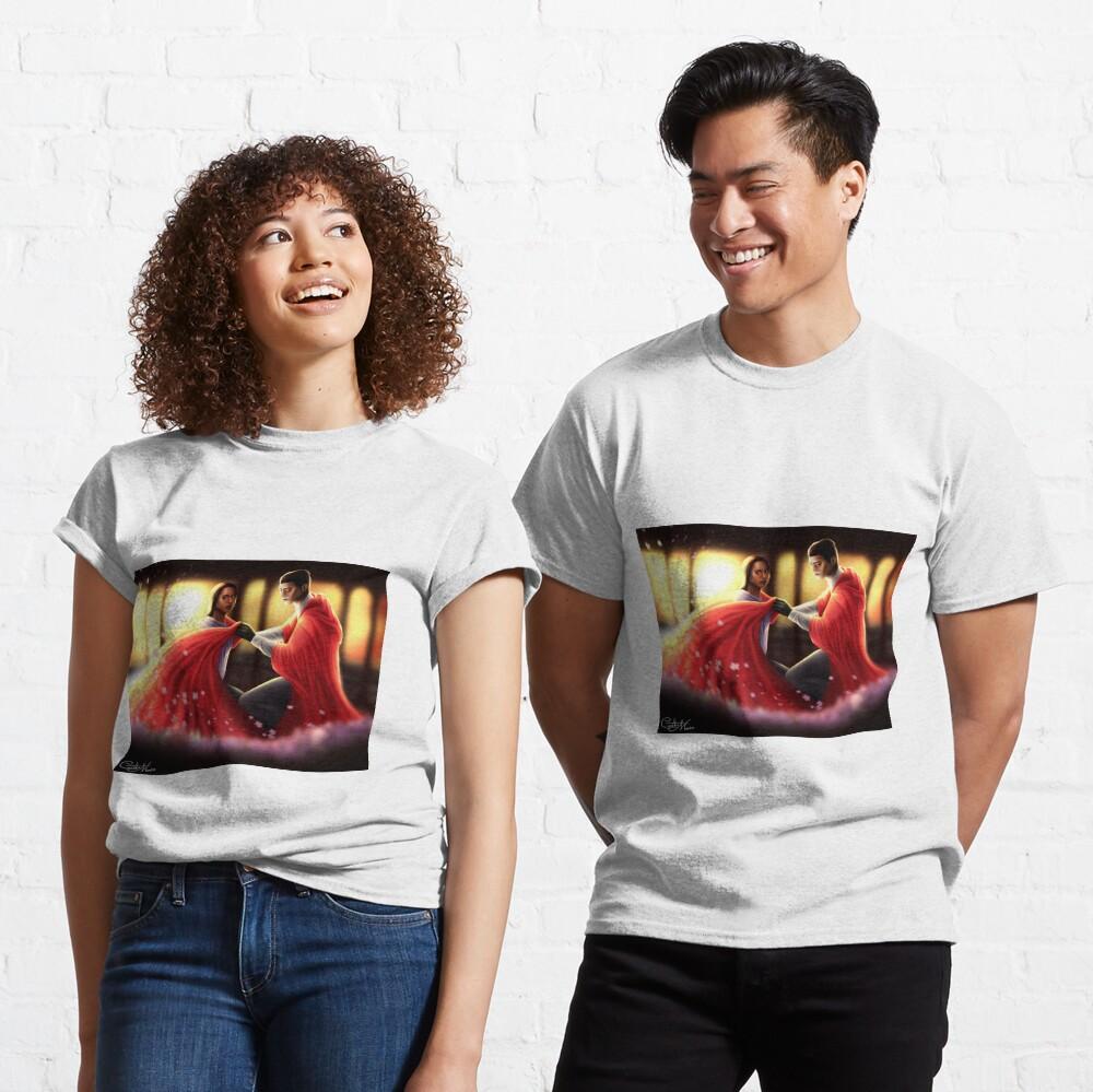 Inej and Kaz - Crooked Kingdom Classic T-Shirt