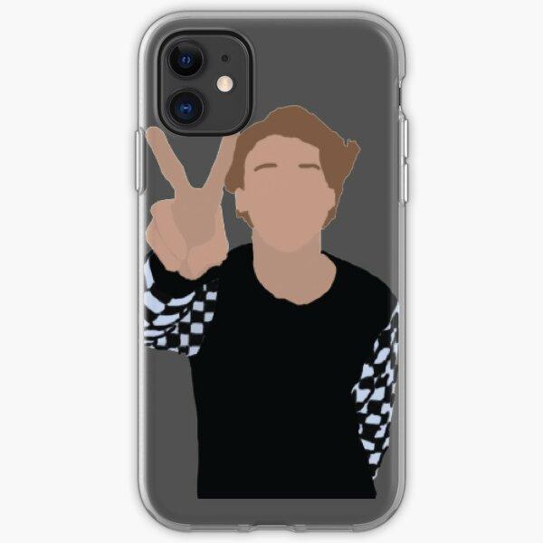 Ashton Irwin Minimalist iPhone Soft Case