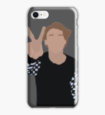 Ashton Irwin Minimalist iPhone Case/Skin