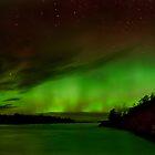 Aurora Borealis by Ulf Bjolin