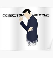 Consulting Criminal Poster
