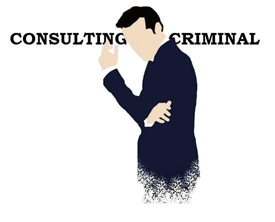 Consulting Criminal by Hannah Hailwood
