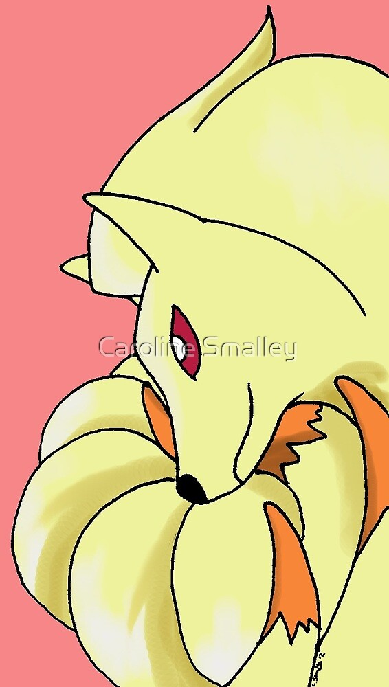 Ninetails by Caroline Smalley
