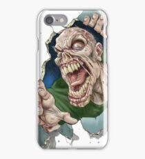 Zombie attack iPhone Case/Skin