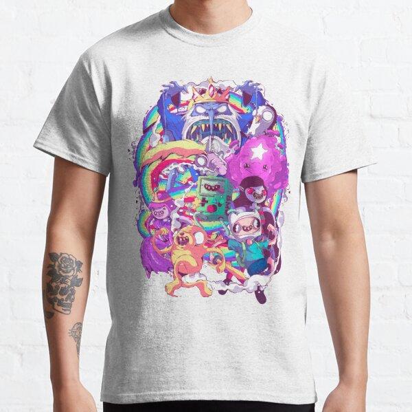 Adventure Time - Liquid Doodle  Classic T-Shirt