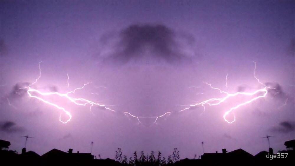 Lightning Art 43 by dge357