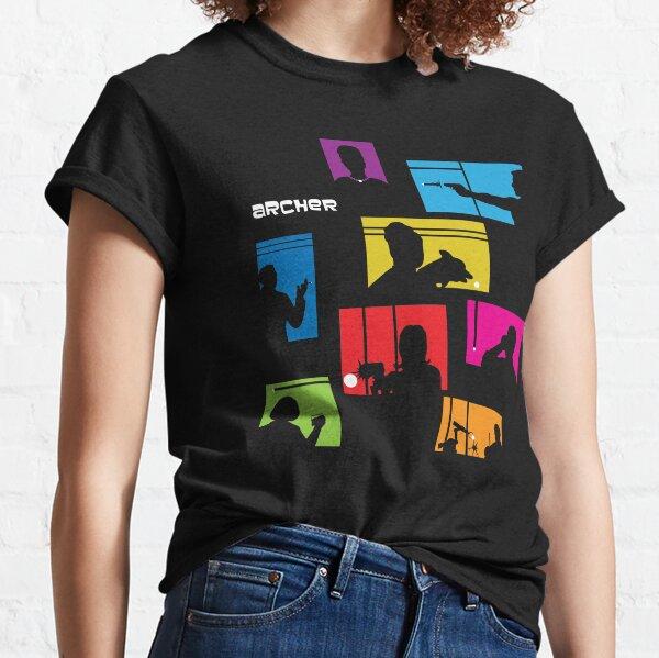 Archer Into Classic T-Shirt