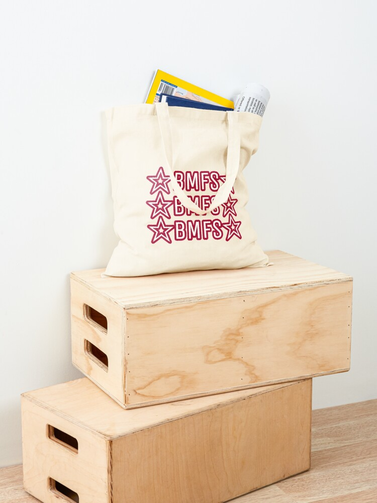 Alternate view of BMFS Tote Bag