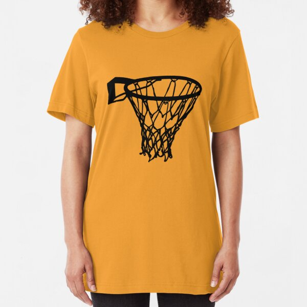 Basketball Slim Fit T-Shirt