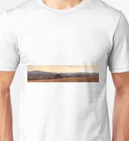 Brindabella Ranges Unisex T-Shirt