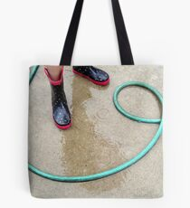 The Water Hose Tote Bag