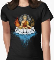 Enlightenment Women's Fitted T-Shirt