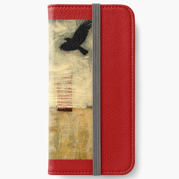 The Raven Hour iPhone Wallet