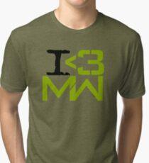 I <3 MW Tri-blend T-Shirt