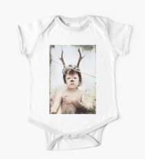 Forrest the fawn One Piece - Short Sleeve
