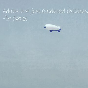 Adults Are Just Outdated Children by AestheticAttire